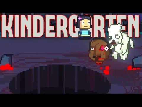 Kindergarten - Finding Lily's Brother - Principals Big Secret - Lily's Quest - Kindergarten Gameplay