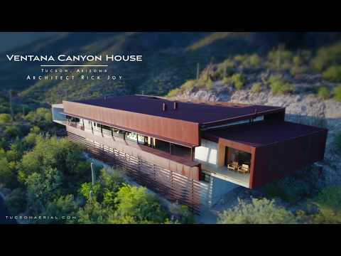 Ventana Canyon House by Master Architect  Rick Joy
