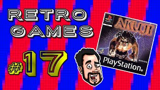 RETRO GAMES #17 - Akuji The Heartless (PS1)