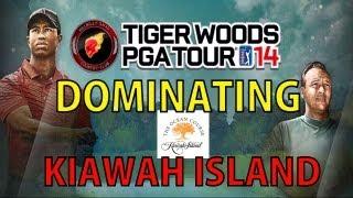 TIGER WOODS PGA TOUR 14: MyCAREER / BEST ROUND AT KIAWAH ISLAND 49