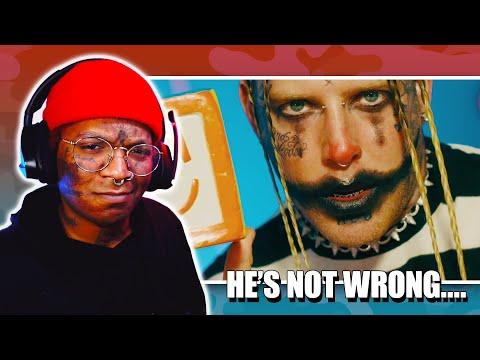 "HE'S NOT WRONG!! 🤡🌎 | Tom MacDonald – ""Clown World"" – REACTION"