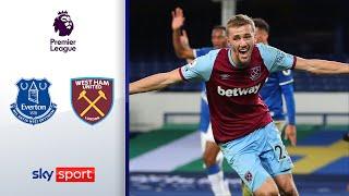 Soucek stoppt Evertons Siegesserie | FC Everton - West Ham United 0:1