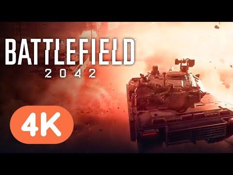 Battlefield 2042 - Official Gameplay Trailer (4K) | E3 2021