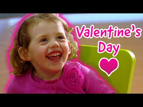 Woolly and Tig - Valentine's Day  | TV Show for Kids | Toy Spider