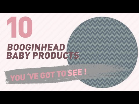 Booginhead Baby Products Video Collection // New & Popular 2017