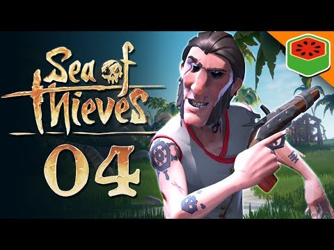 MOST DANGEROUS SHIP ON THE SEA!   Sea of Thieves [Episode 4]