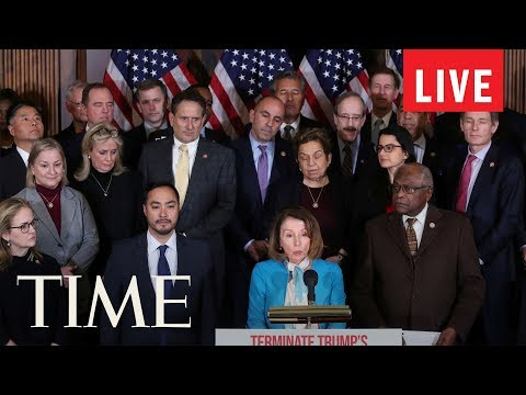 US House Vote On President Donald Trump's National Emergency Declaration | LIVE | TIME