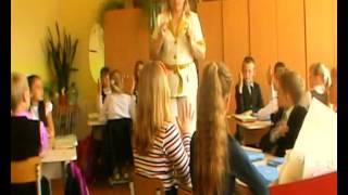 Копия видео Копия видео Урок русского языка в 4 классе