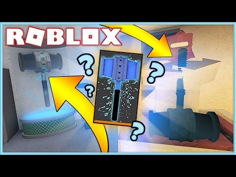 HOW TO GET THE BAN HAMMAR IN ASSASSIN! (Roblox Secrets)