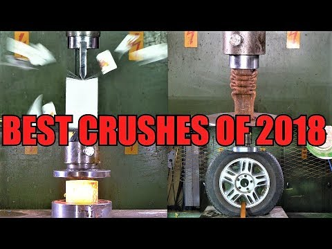 TOP 10 BEST Crushes of 2018 | Viral HPC Videos Compilation