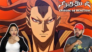 FUEGOLEON IS AWAKE! Black Clover Episode 98 REACTION!!!