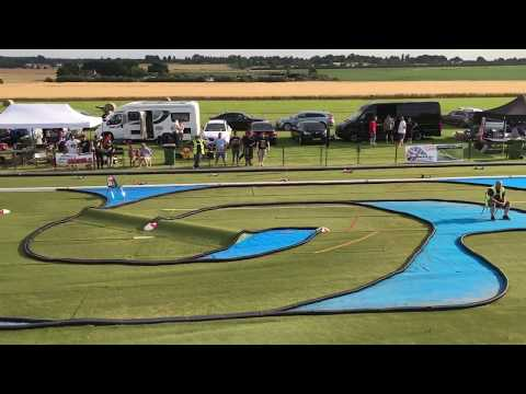 BRCA Nationals 4wd Boughton every Final Triple A to K 9/7/17 Ty H Schumacher racing
