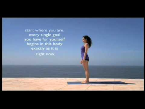 Mandy Ingber's Yogalosophy features