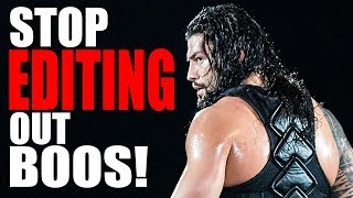 12 Ways WWE Can Fix Roman Reigns!