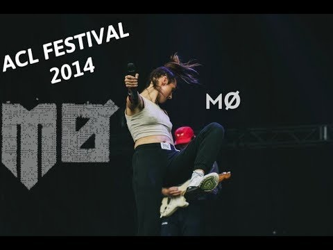 [FULL SHOW] MØ LIVE @ ACL FESTIVAL 2014 (Audio Only)