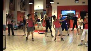 Rene Rodrigezz vs DJ Antoine feat. MC Yankoo - Shake 3x - Con Lidia Ramos - 01/08/2012