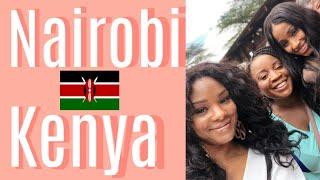 KENYA VLOG 🇰🇪   Nairobi Kenya Travel Vlog (#1)   It's Iveoma