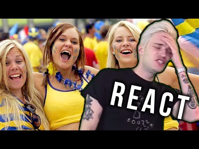 REACTING TO PEWDIEPR0N