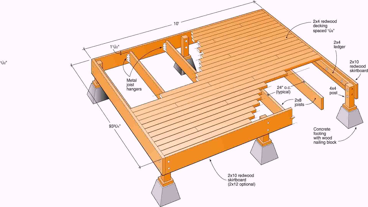 Free Deck Design Software Home Depot Canada