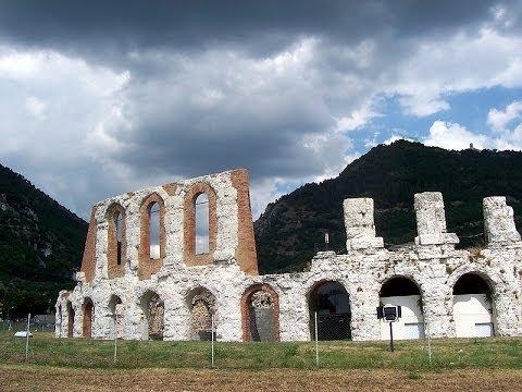 The Romans & Ancient Cities of Latium and Umbria