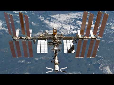 Astronaut Interview Greg Chamitoff