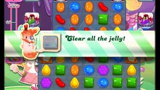 Candy Crush Saga Level 1351 walkthrough (no boosters)
