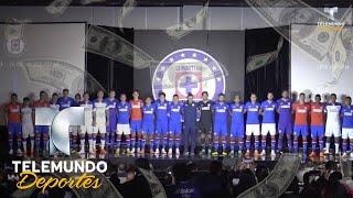 Cruz Azul intentará ganar la liga como los equipos ricos de Europa | Liga MX | Telemundo Deportes