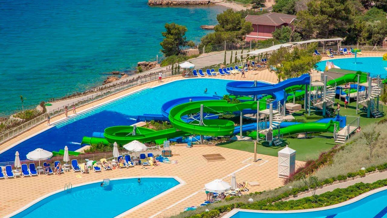 Hotel La Blanche Island Bodrum