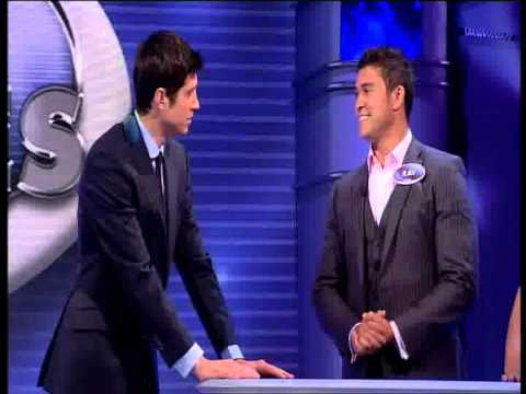 All Star Family Fortunes 2010, Series 9, Wilding v Duff, part 1 of 3