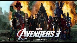The Avengers 3 Trailer: Endless War (2016) HD - Os Vingadores 3 Trailer - Guerra Infinita