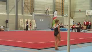 Gambar cover Vloeroefening Tess Russchen 2e voorwedstrijd.