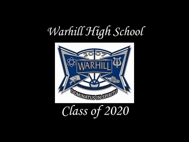 Warhill High School Class of 2020 Graduation