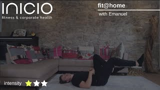fit@home with Emanuel