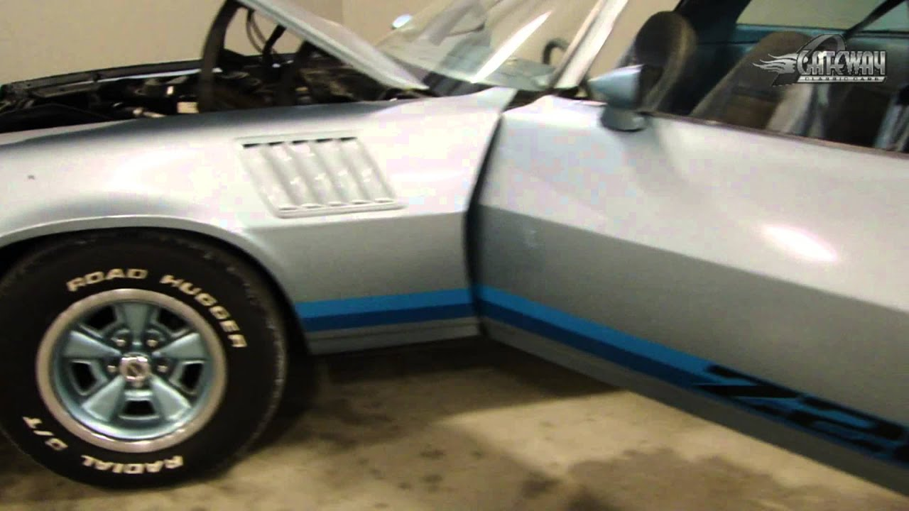 1979 Chevrolet Camaro for sale in our Louisville Showroom - YouTube