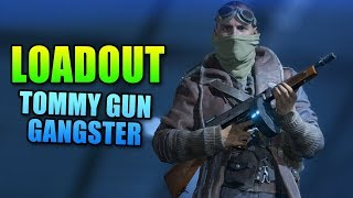 Loadout - Tommy Gun Gangster   Battlefield 5 M1928A1