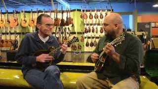 Download lagu Carter Vintage Guitars Adam Steffey and Frank Solivan on Loar signed F 5s MP3