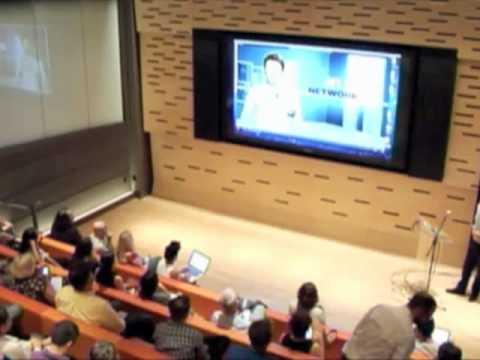 Jesse Redniss, SVP Digital/USA Network - August 2012