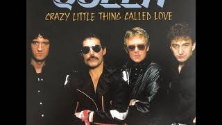 QUEEN ~ CRAZY LITTLE THING CALLED LOVE (1979/1980)