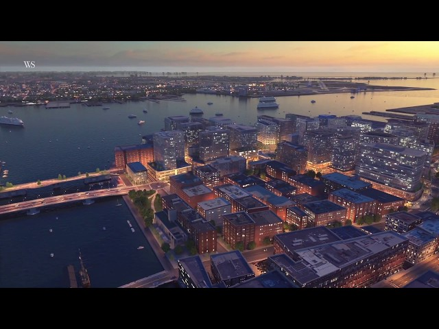 Boston Seaport - Digital Frontier