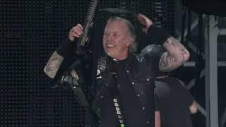 Metallica JUN 18, 2019 Etihad Stadium, Manchester, GB