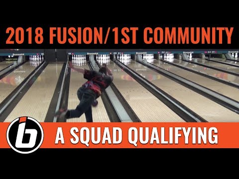 2018 Fusion Realtors Community 1st National Bank Open | A Squad Qualifying