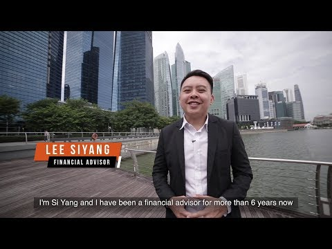 Singapore Financial Advisor Profile Video - Siyang