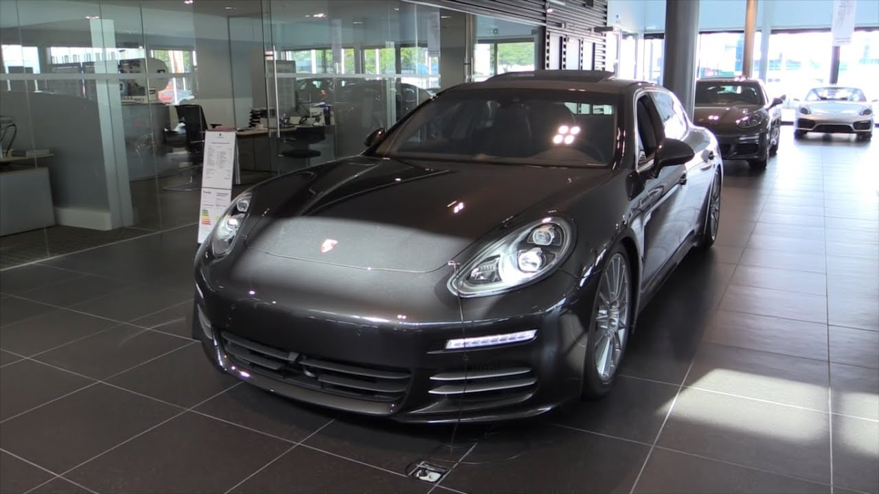 porsche panamera 4s 2015 in depth review interior exterior youtube - 2015 Porsche Panamera 4s
