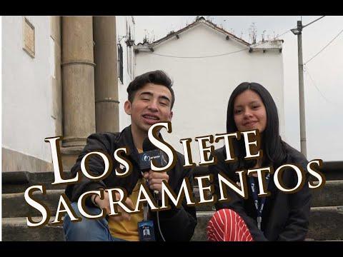 Los Sacramentos   Explicados en 5 minutos
