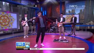 Penampilan Teza Sumendra menyanyikan lagu Let