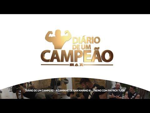 Diário de Um Campeão - A caminho de San Marino III - Treino com Patrick Tuor