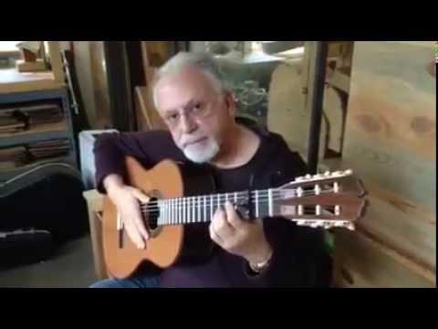 pepe Romero plays flamenco