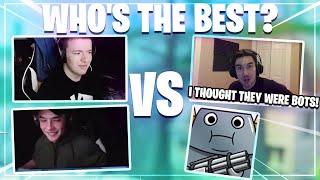 LIQUID VS. LIQUID - Who's the best?