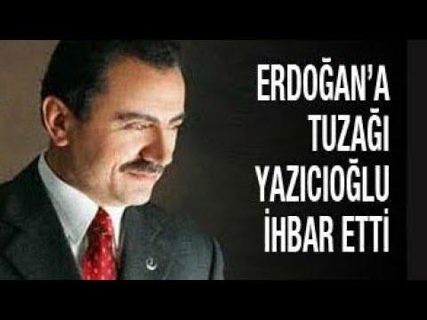 Bilinmeyen Plan ! Recep Tayyip Erdoğan Vs Muhsin Yazıcıoğlu..(Çok Önemli Bilgiler) | Yılın Videosu..