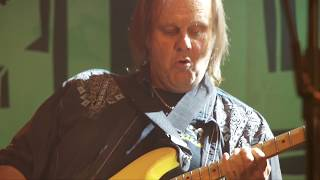 WalterTrout with Supersonic Blues Machine